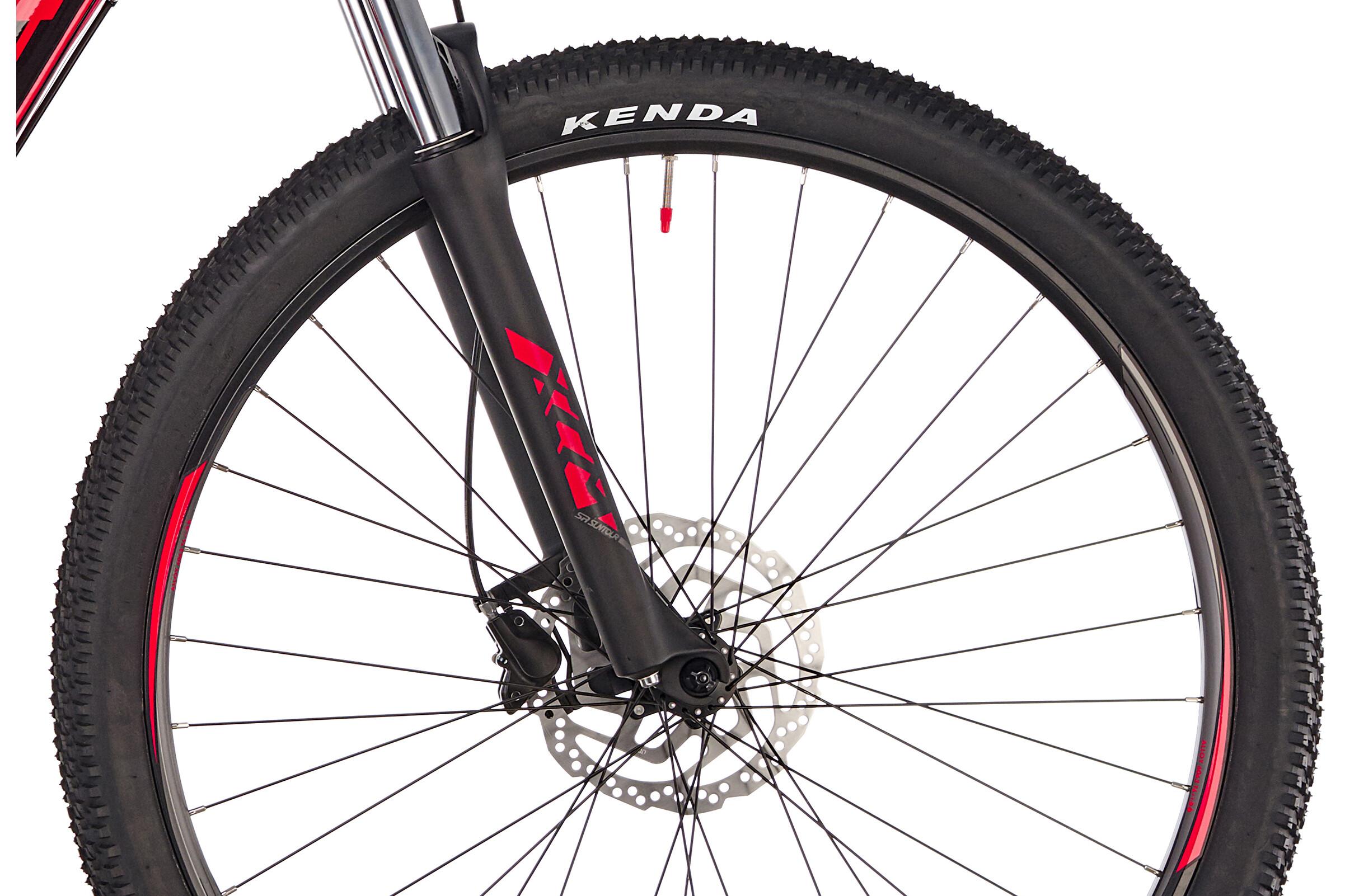 ORBEA MX 40 MTB Hardtail 29 rød | Find cykeltilbehør på nettet | Bikester.dk